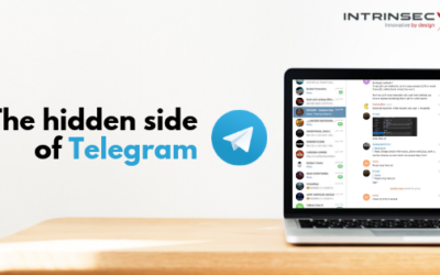 The hidden side of Telegram